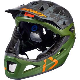 Leatt DBX 3.0 Enduro Helmet forest